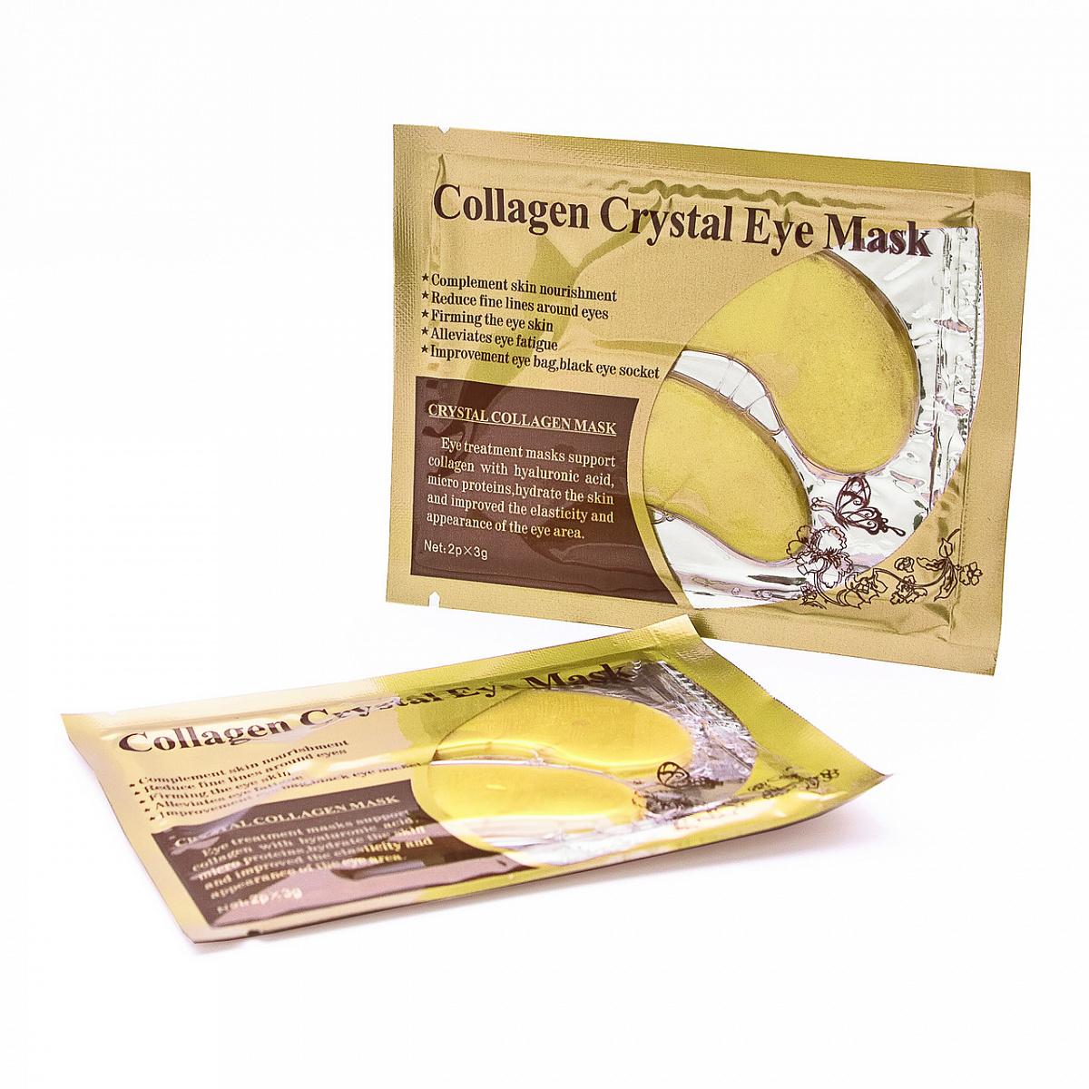 Eye Patch коллагеновая маска для глаз в Красном Луче